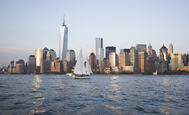 NYC / Tri-State venue Shearwater Classic Schooner (Manhattan By Sail)