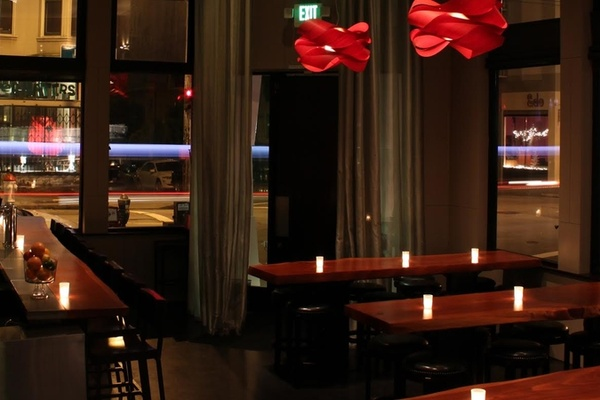 Photo of San Francisco event space venue Maven's Communal Table Reservation