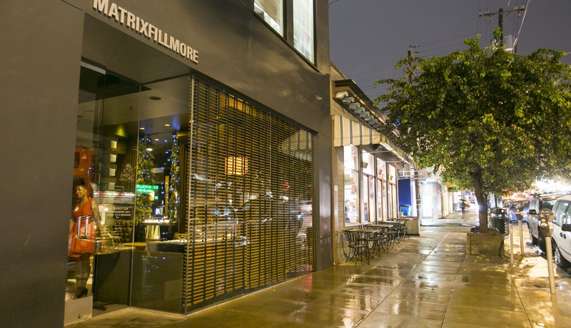 Photo of San Francisco event space venue MatrixFillmore