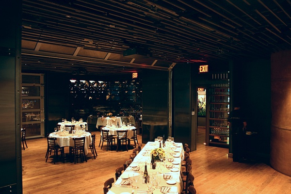 Venuebook book an event at landmarc at the time warner for 10 columbus circle 3rd floor