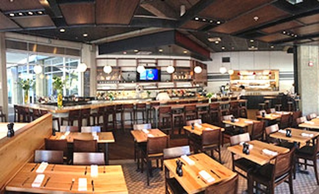 San Francisco venue Red Dog Restaurant & Bar