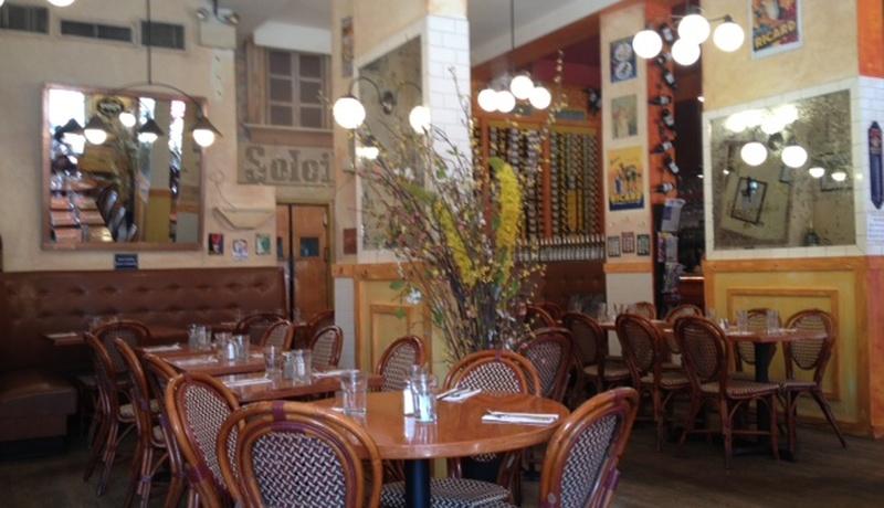 Cafe Du Soleil Nyc Menu