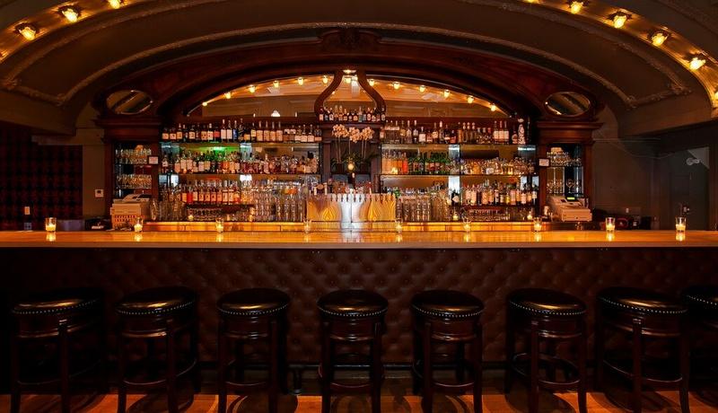 Photo of San Francisco event space venue Bond Bar