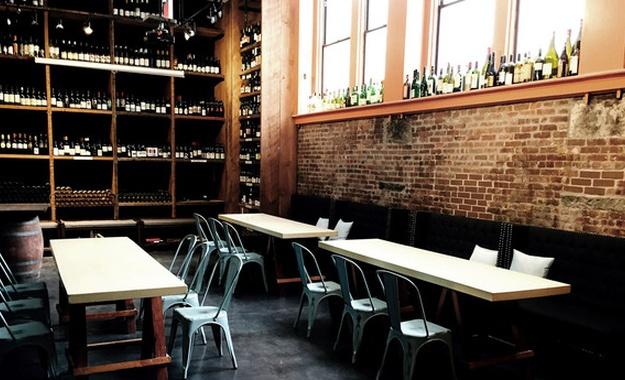 NYC / Tri-State venue Back Label Wine Merchants