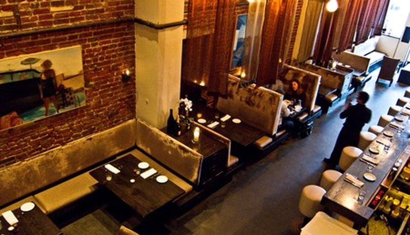 Photo of San Francisco event space venue Oola Restaurant & Bar