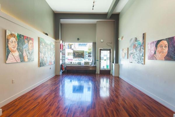 Photo of San Francisco event space venue Spark Arts