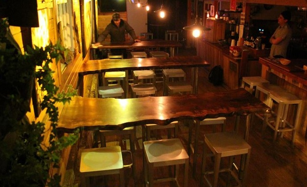 San Francisco venue Mojo Bicycle Cafe