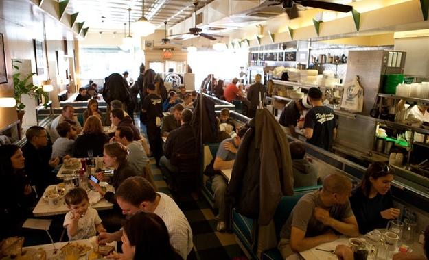 NYC / Tri-State venue EJ's Luncheonette