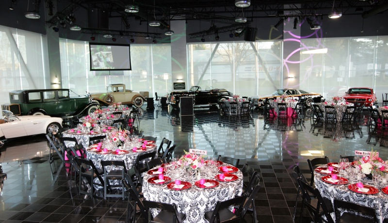 Photo of San Francisco event space venue Club Auto Sport