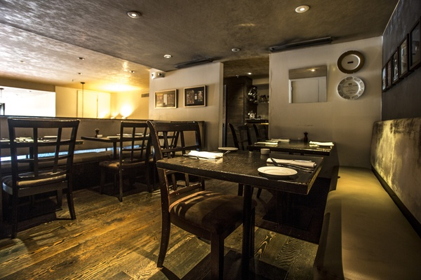Photo of San Francisco event space venue Oola Restaurant & Bar's Mezzanine