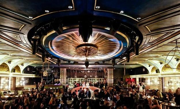 NYC / Tri-State venue Diamond Horseshoe