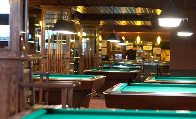 NYC / Tri-State venue Amsterdam Billiards & Bar