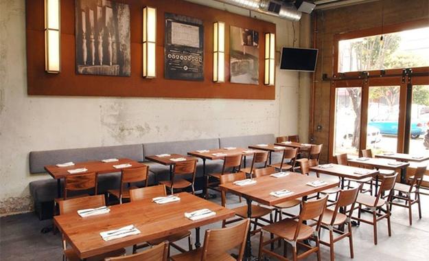 San Francisco venue The Tradesman