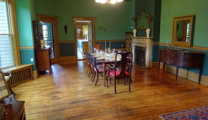 Photo of Chicago event space venue  Ingersoll-Blackwelder Mansion