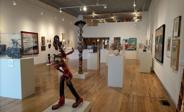 Chicago venue Intuit: The Center for Intuitive and Outsider Art