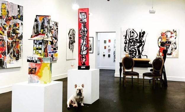 San Francisco venue Room Art Gallery