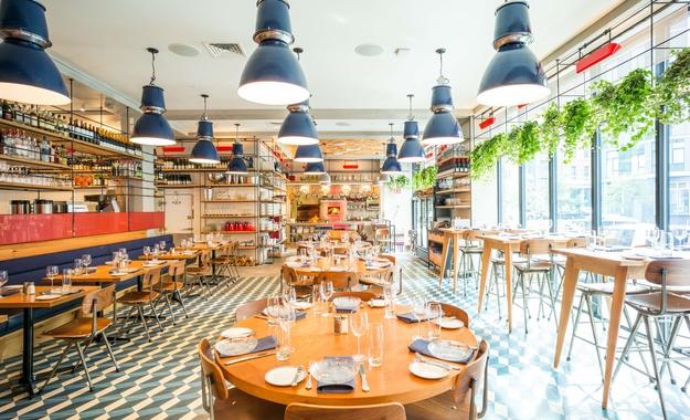 Cafe Bilboquet Nyc