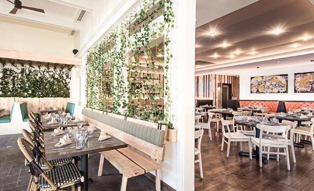DC / MD / VA venue OZ Restaurant and Bar