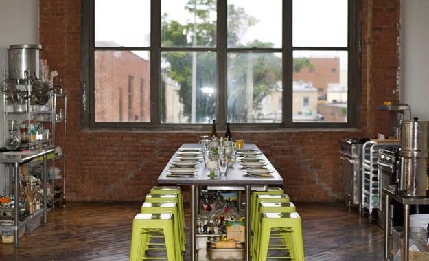 NYC / Tri-State venue Purple Kale Kitchen Works