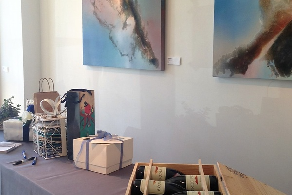 Photo of Chicago event space venue Jackson Junge Gallery's Full Venue
