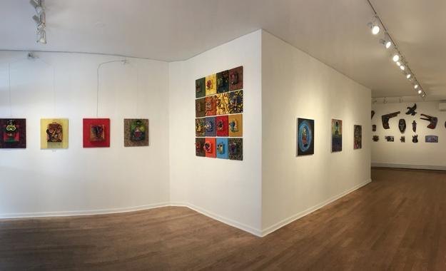 NYC / Tri-State venue Van Der Plas Gallery