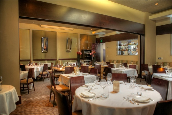 Photo of San Francisco event space venue Piacere Restaurant