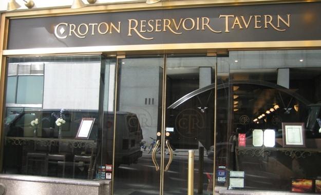 NYC / Tri-State venue Croton Reservoir Tavern
