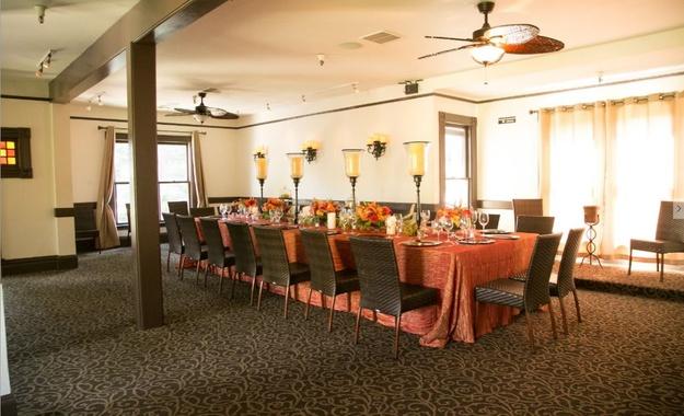 San Francisco venue Palacio Restaurant