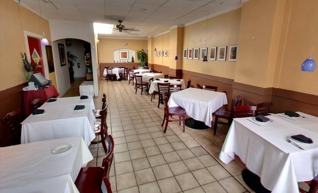 DC / MD / VA venue Chef Tony's Fresh Seafood Restauraunt