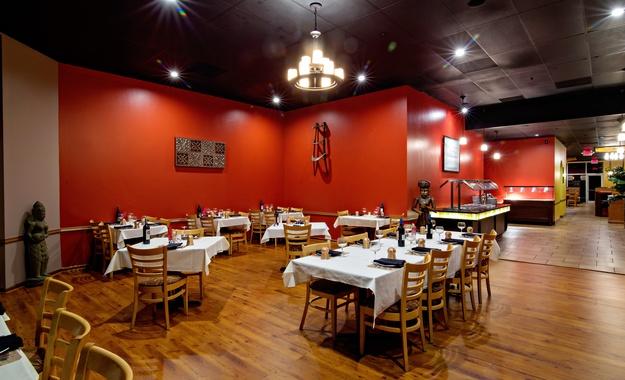 DC / MD / VA venue Rajput Indian Cuisine