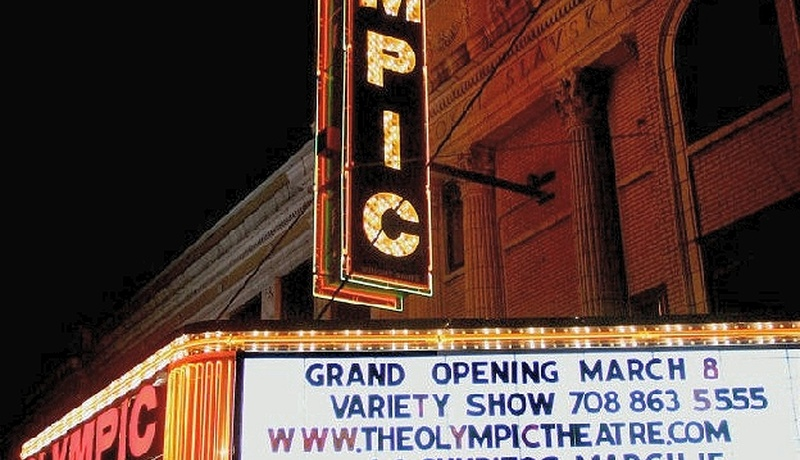 Photo of Chicago event space venue Olympic Theatre