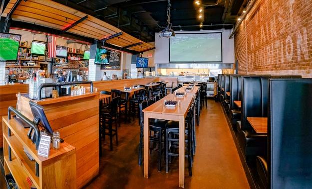 DC / MD / VA venue Brickside Food & Drink