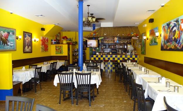 NYC / Tri-State venue Cafe Con Leche Rest.
