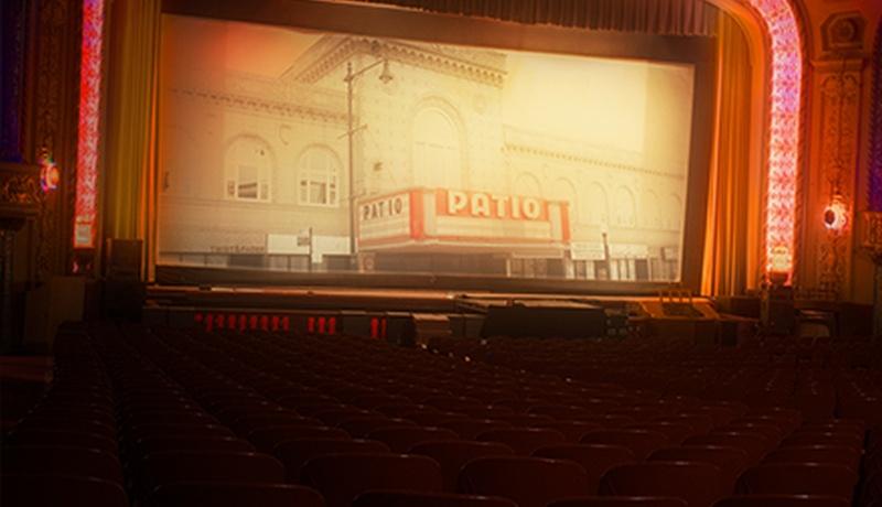 Photo of Chicago event space venue Patio Theatre