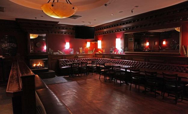 NYC / Tri-State venue Irish Exit