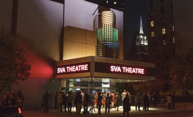 NYC / Tri-State venue SVA Theatre