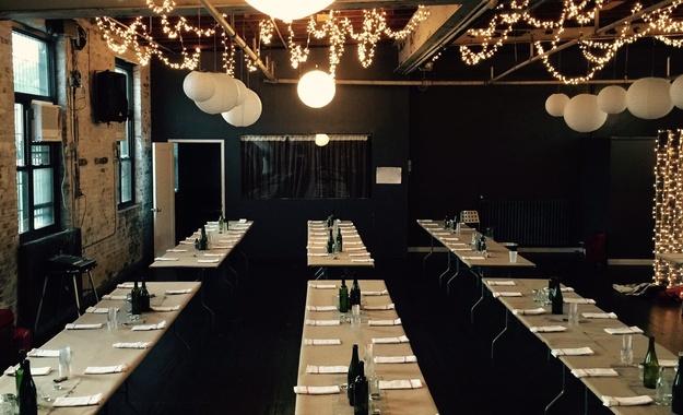 NYC / Tri-State venue Loft172