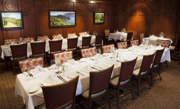 San Francisco venue Ruth's Chris Steak House