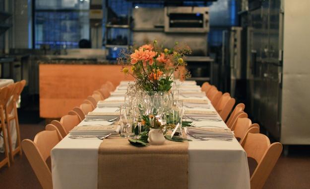 NYC / Tri-State venue Natural Gourmet Institute