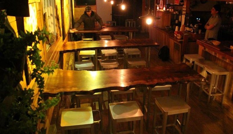 Photo of San Francisco event space venue Mojo Bicycle Cafe