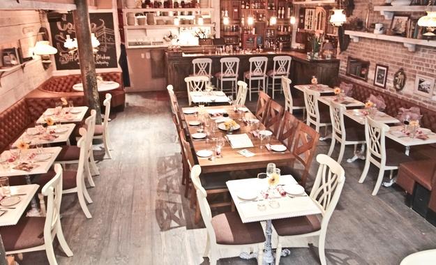 NYC / Tri-State venue Chalk Point Kitchen