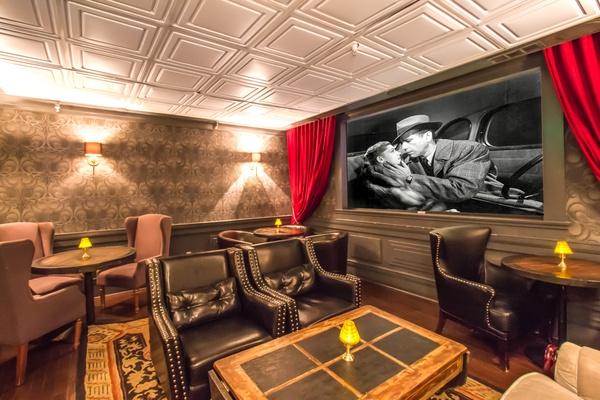 Photo of San Francisco event space venue Noir Lounge