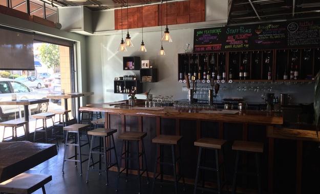 San Francisco venue The Barrel Room Oakland