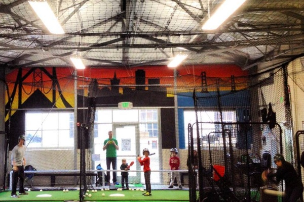 Photo of San Francisco event space venue Batters Box SF