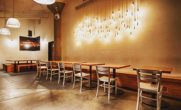 San Francisco venue Coffee Bar Mission District