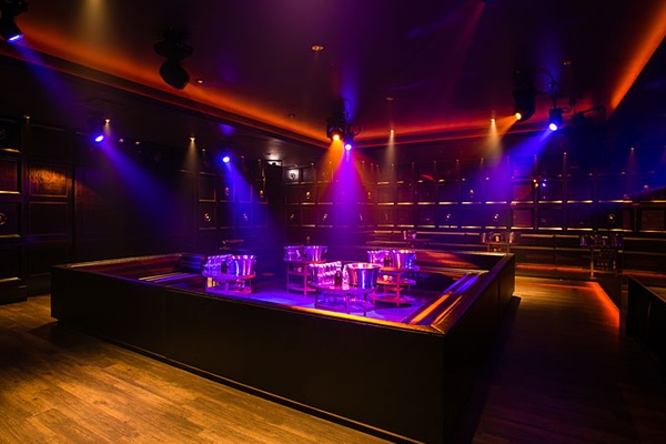 Photo of Chicago event space venue PRYSM 's The Den - Main Space
