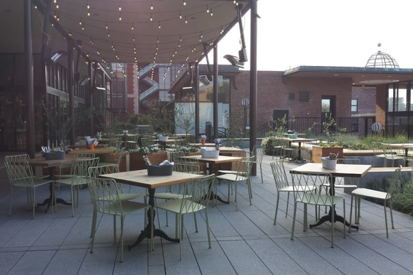 Photo of San Francisco event space venue Waxman's