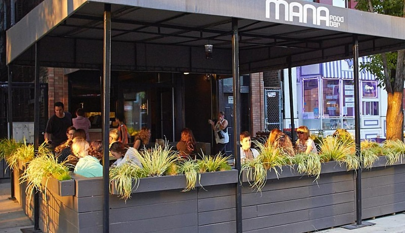 Photo of Chicago event space venue Mana Food Bar