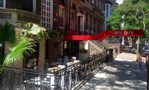 NYC / Tri-State venue Arte Cafe