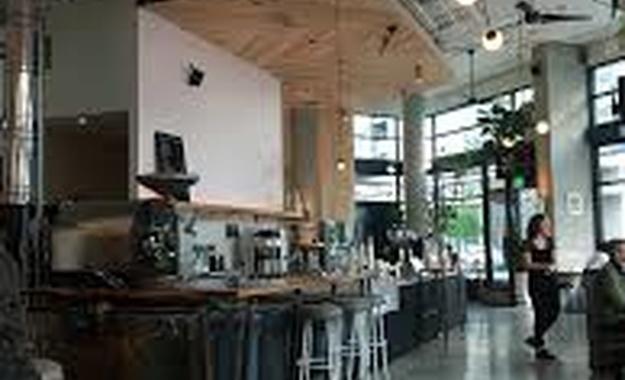 San Francisco venue Cafe Réveille